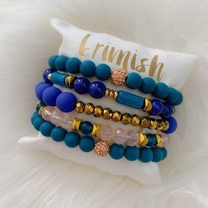 Erimish Stack Includes 5 Bracelets